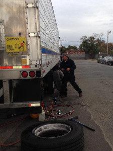 vulcanizare camion